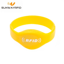 MIFARE Ultraligh C Oval Head rfid Wristband