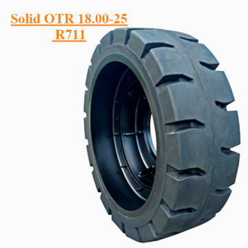 Dumpers industriels OTR Solid Tire 18.00-25 R711