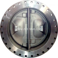 China for Wafer Check Valve Duplex Steel Dual Plate Check Valve export to Central African Republic Suppliers