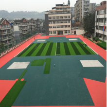 Top for PP Court Tiles, Outdoor PP Court Tiles, PP Interlocking Court Tiles Supplier in China High quality portable Interlocking court tile export to Portugal Factories