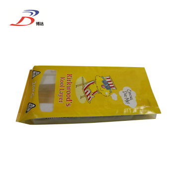 20kg Stock Feed Sack Back Seam PP Bag