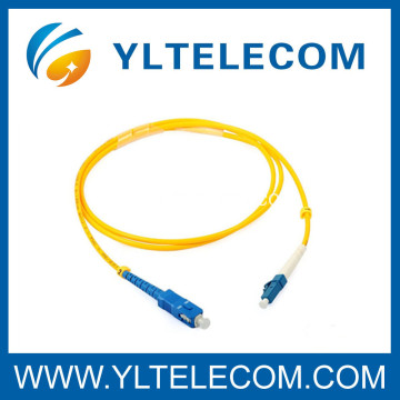 MM Fiber 62um / 125um Fiber Optic Patch Cord SC/LC In Optical Access Network OAN