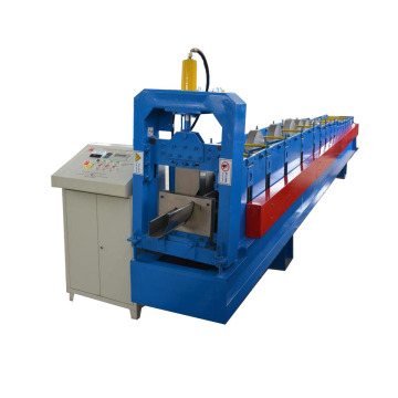 Low price for Aluminum Water Gutter Roll Forming Machines Canton Fair Aluminium Gutter Roll Forming Machine export to Western Sahara Importers