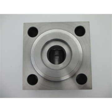 SS400 CNC Precision Machined Parts