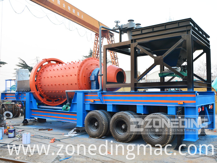 Portable Ball Mill
