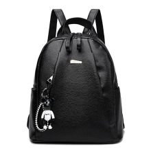 Fashion Ladies Canvas Shoulder Backpack For College Girls