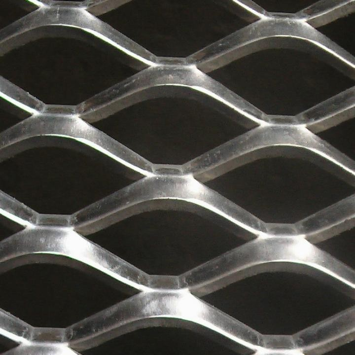 Diamond Stainless Expanded Metal