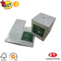 Customized cheap paper cosmetic packaging box