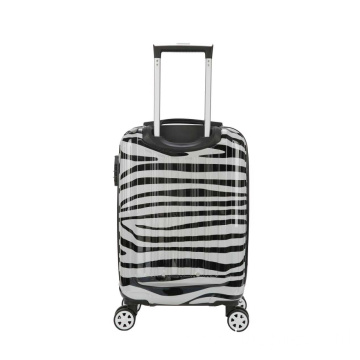 Ultra-quiet cartoon PC Luggage case Three-piece