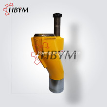 S Valve For Zoomlion Concrete Mixer Pump