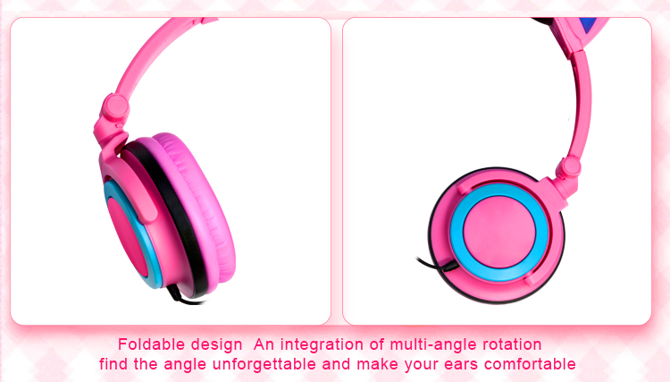 shenzhen cat ear headphones