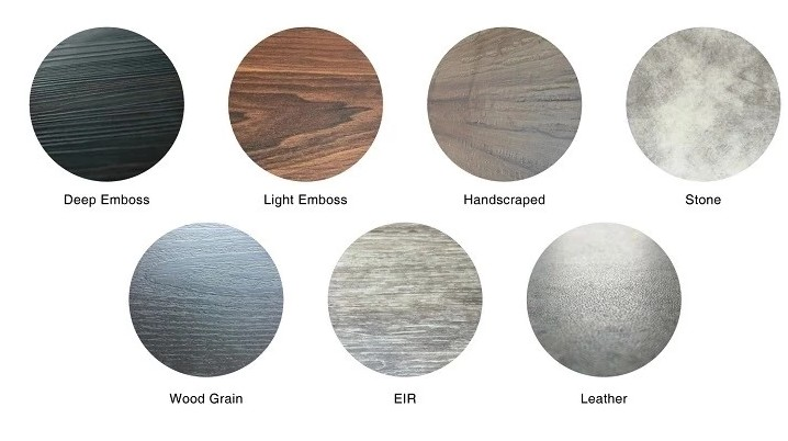 spc flooring color