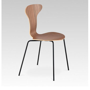 Jacobsen Mosquito Chair Wood Veneer dining chair