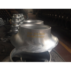Saddle pipe fitting stainless steel