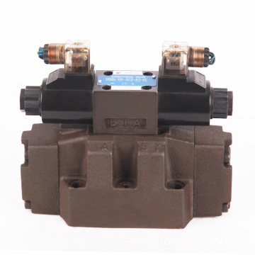 Yuken Pilot Operated Solenoid Directional Valves