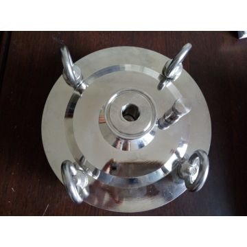 Stainless Steel Filter Housing  with Disc Membrane