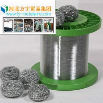 Galvanzied wire for Kitchen Scrubber