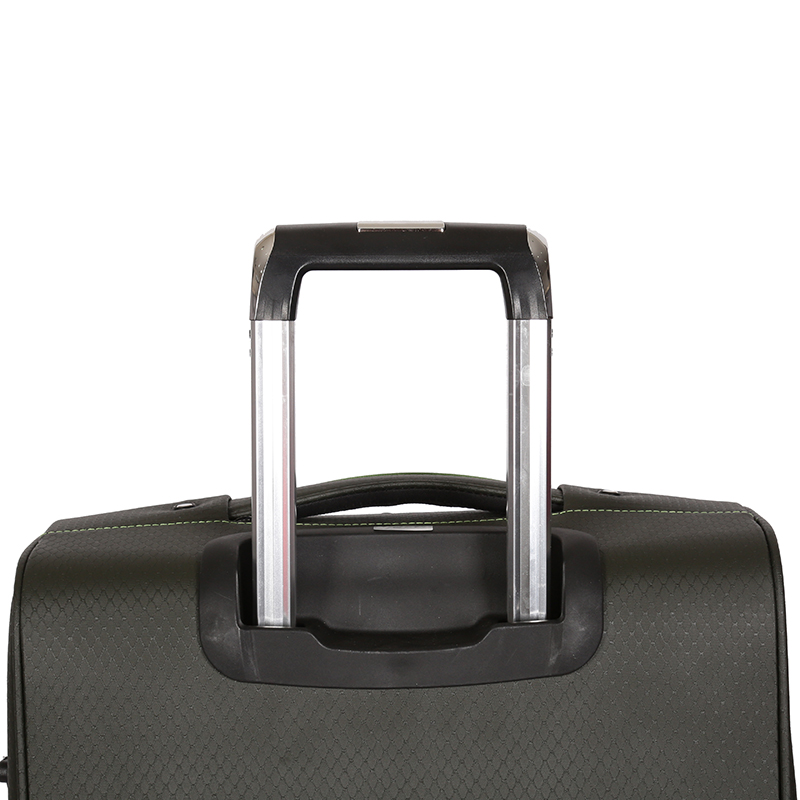 Suitcase Wheeled Fabric Luggage