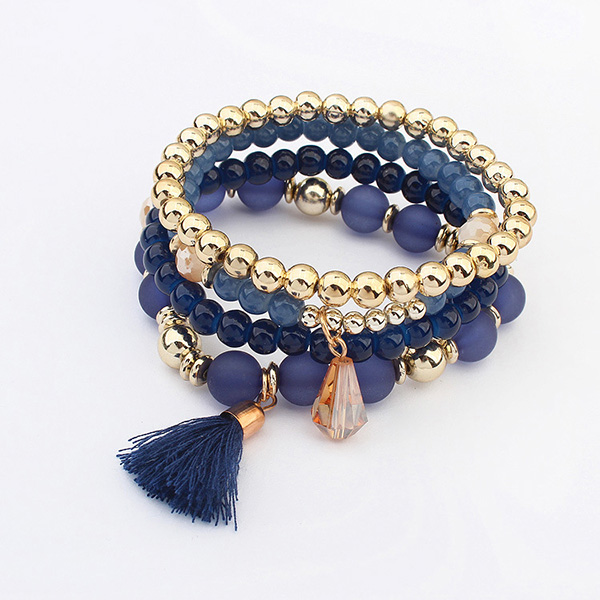 Multi Layer Chain Women Bracelets
