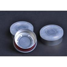 China for Plastic Flip Off Cap tear off cap of aluminium and plastic supply to Uzbekistan Supplier