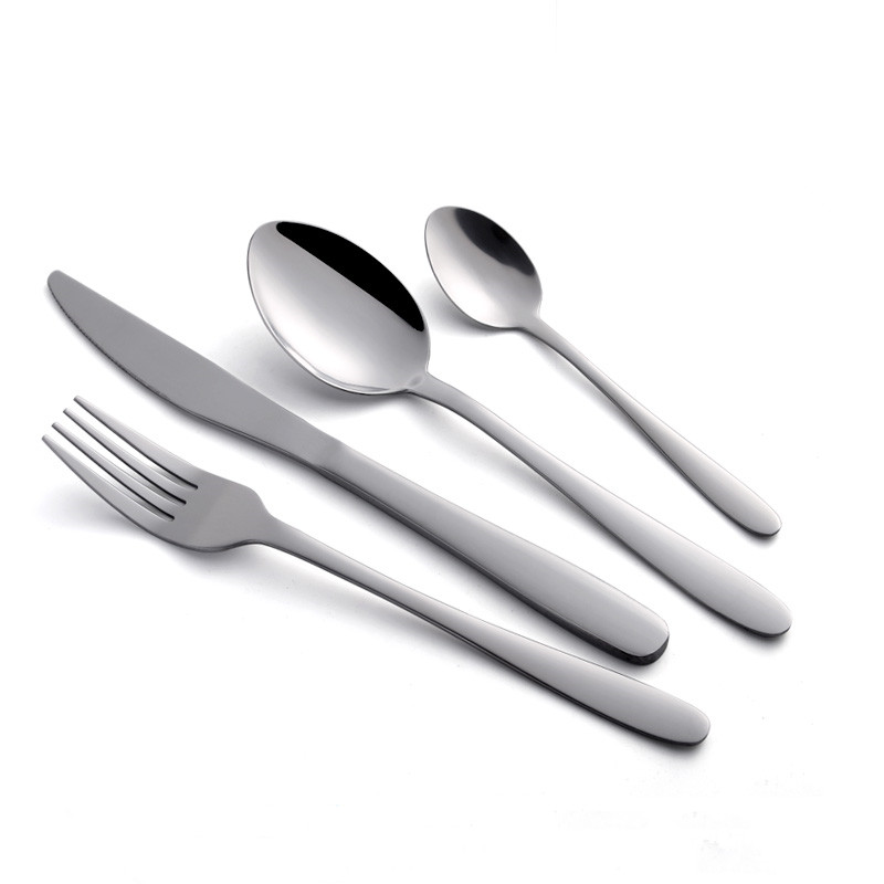 18-0 Stainless Steel Hanging Card Cutlery