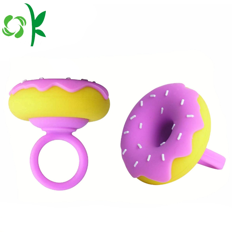 Cookie Rings For Baby