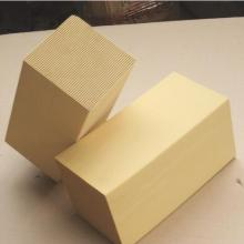 High Quality Industrial Factory for Mullite Ceramic engineering mullite honeycomb ceramic material customized supply to Japan Exporter