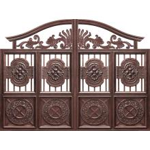 Supply for Villa Gate Grand Garland Aluminum Gate supply to Portugal Supplier