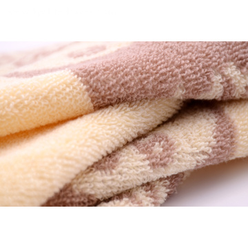 Plain Color Dobby Satin Towels