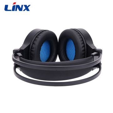 Professional Noise Canceling Stereo Gaming Headset with Mic