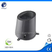 72W angle adjustable IP65 led ground light