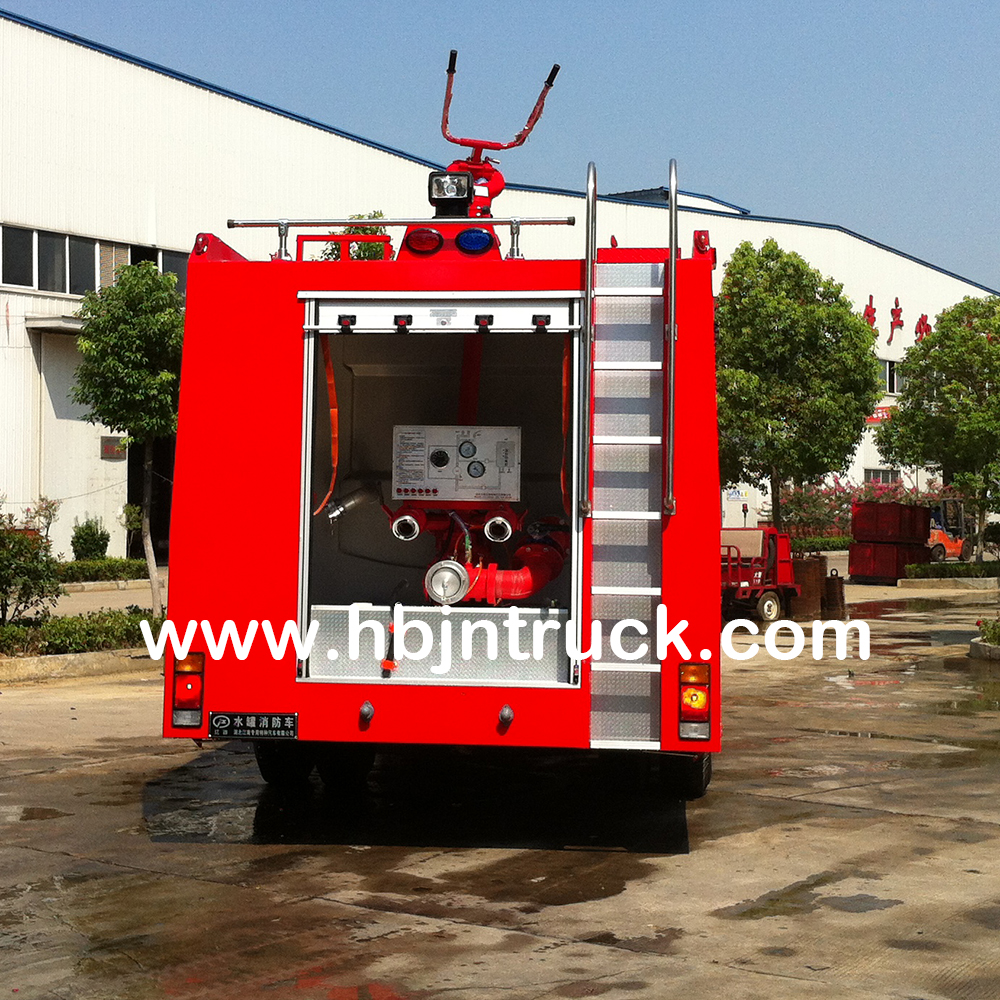 Isuzu Fire Truck Price