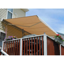 charlotte manual tarp awning