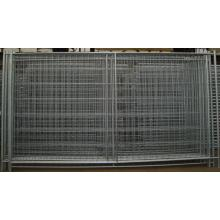 Hot Sale for Safety Fence Galvanized Steel Temporary Fence export to South Korea Wholesale