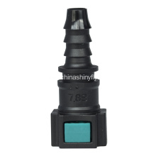 Conductive quick connector 7.89-ID8 Straight
