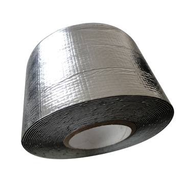 UV Resistance Aluminum Foil Butyl Rubber Flashing Tape