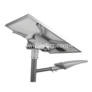 High-efficiency solar lighting street lights