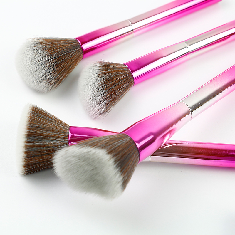 5pcs Shiny Color Magical Makeup Brush