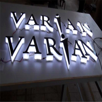 Outdoor Acrylic LED Channel Letter Signs