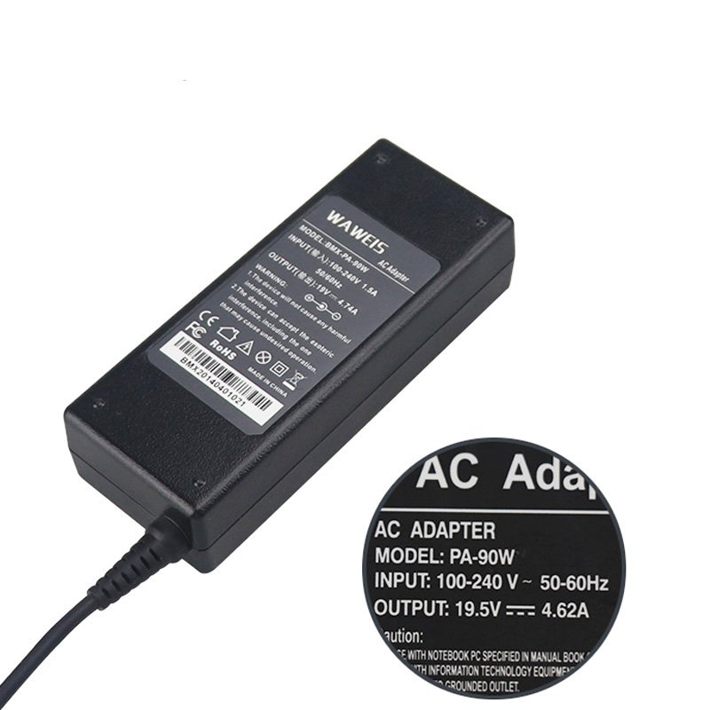 Laptop Power Adapter For HP 19.5V 4.62A charger