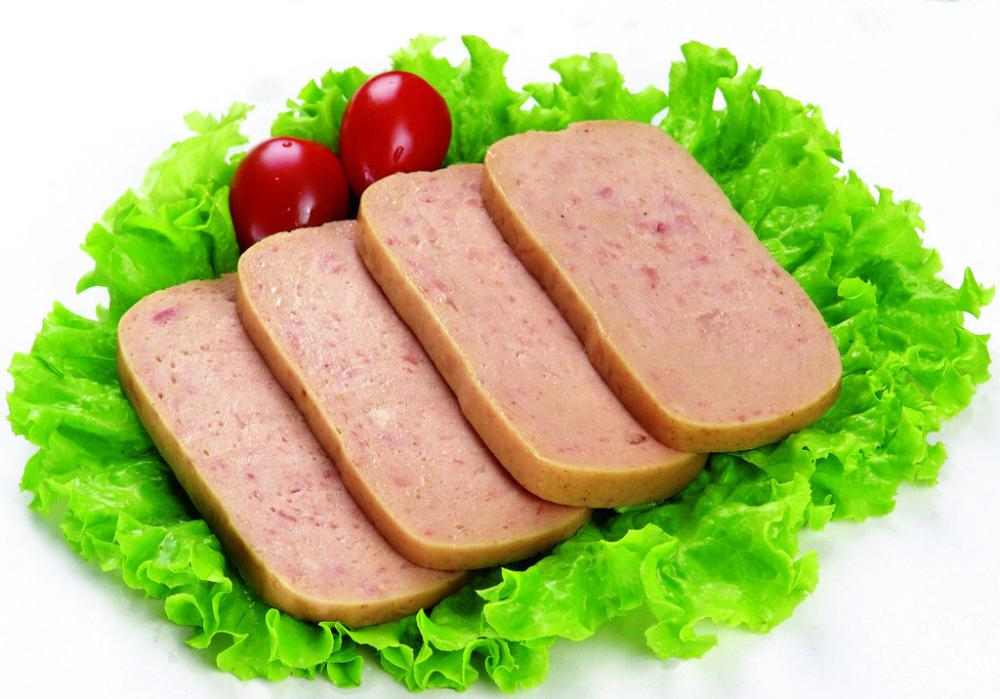 HALAL Tinned Beef Luncheon Meat with Key for Brazil