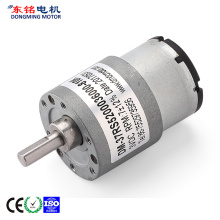 Good Quality for 37Mm Dc Gear Motor 24v dc geared electric motors export to Portugal Suppliers