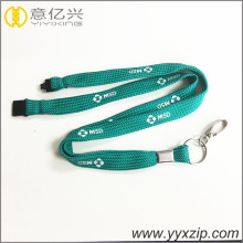 high quality bulk tube shoelace screen lanyard