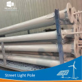 DELIGHT Hot-dip Galvanized Steel Street Lighting Pole