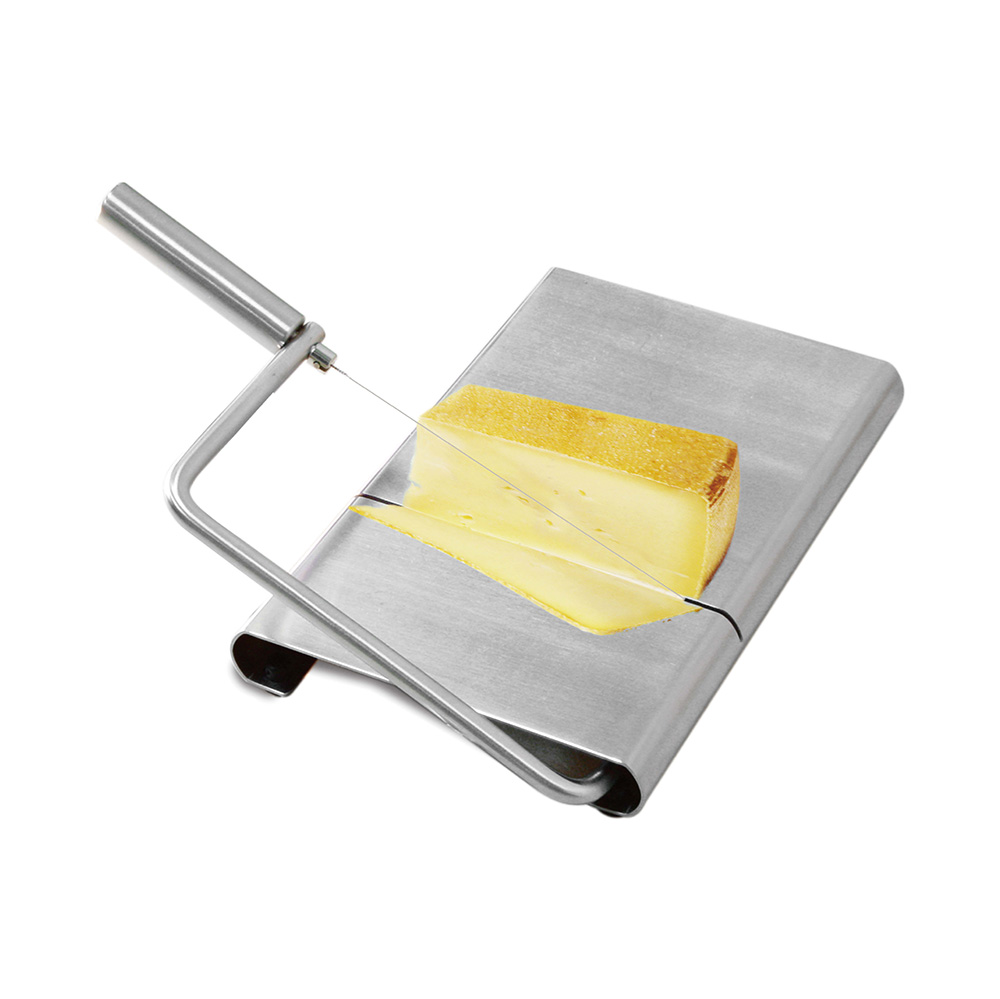 stainless steel cheese cutting board