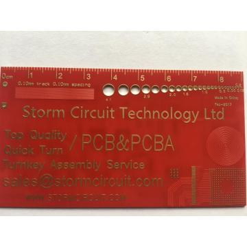 Company business card PCB