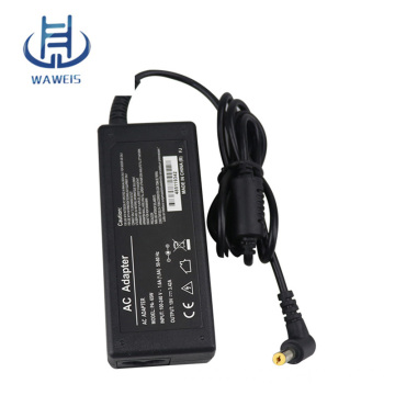 Laptop power adapter 19V 4.74A 90w for acer