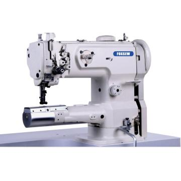 Double Needle Cylinder Bed Compound Feed Sewing Machine