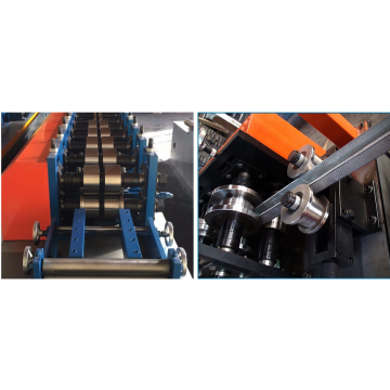 Steel Profile Piling Roll Forming Line