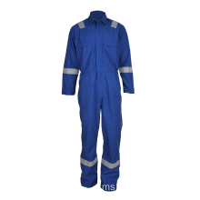 Cotton Nylon 8812 fr overalls With Pita reflektif